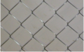 Galvanized fence wire netting FeZn