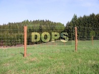 Czech forestry fencing 1.6/1600/14