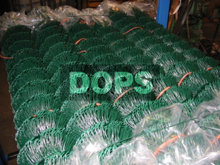 Galvanized fencing 1000 inc.tension wire - role 25 m